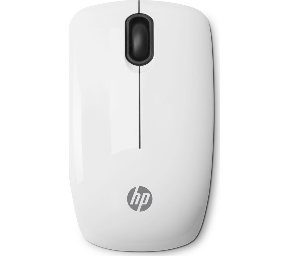 HP Z3200 Wireless Optical Mouse - White