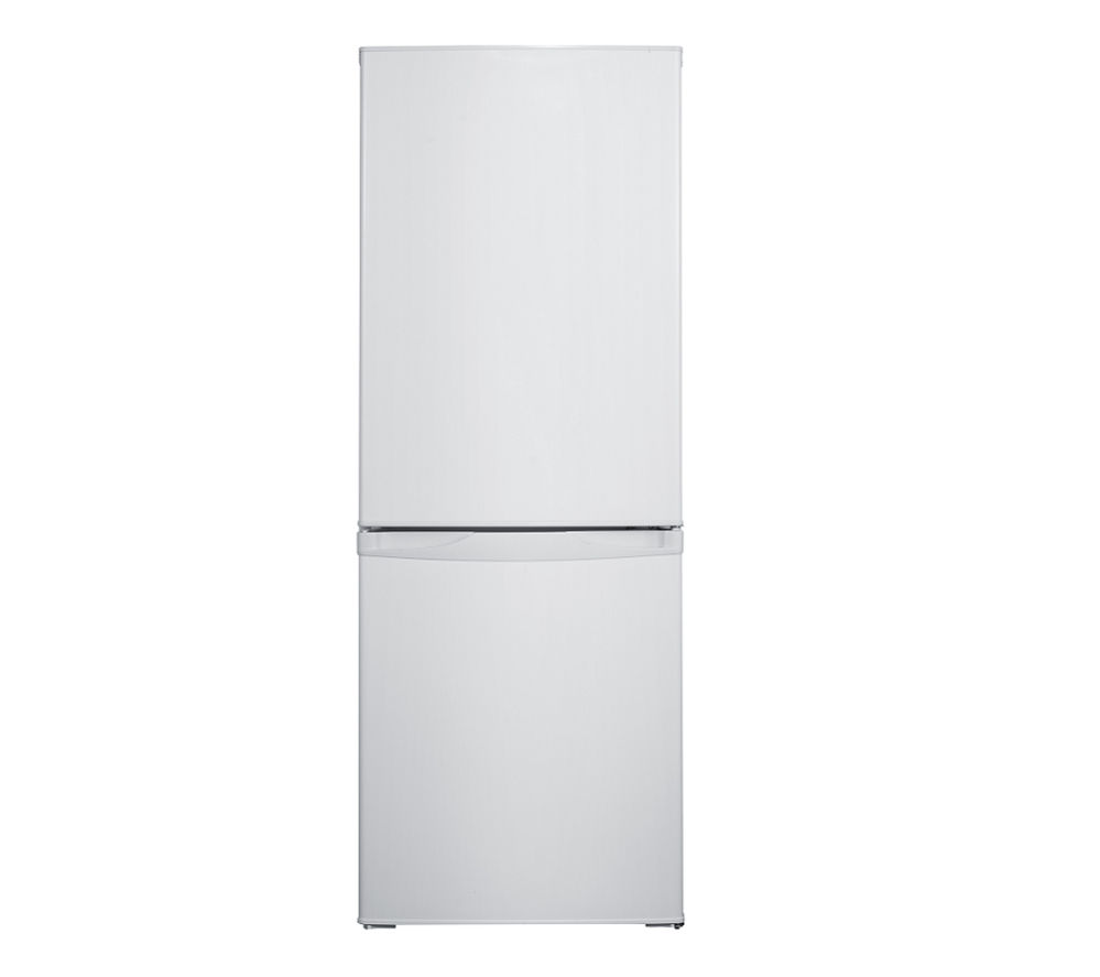 ESSENTIALS C55CW16 60/40 Fridge Freezer - White