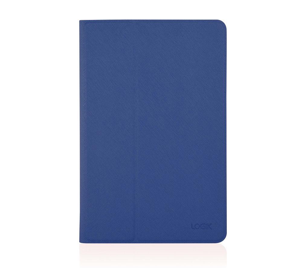 LOGIK L8UCBL16 Tablet Case - Blue
