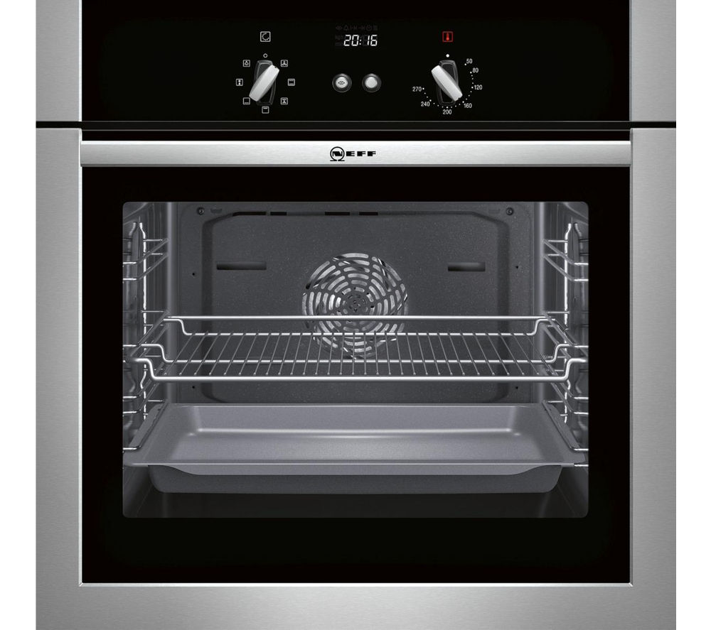 Compare retail prices of Neff B14M42N5GB Electric Oven to get the best deal online