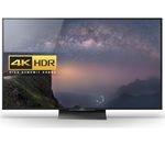 """SONY BRAVIA KD65ZD9BU Smart 3D 4K Ultra HD HDR 65"""" LED TV"""