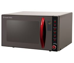RUSSELL HOBBS RHM2080BR Solo Microwave - Red