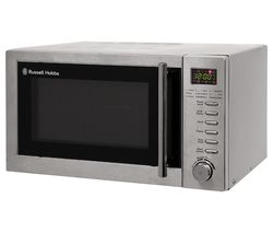 RUSSELL HOBBS RHM2031 Microwave with Grill - Stainless Steel