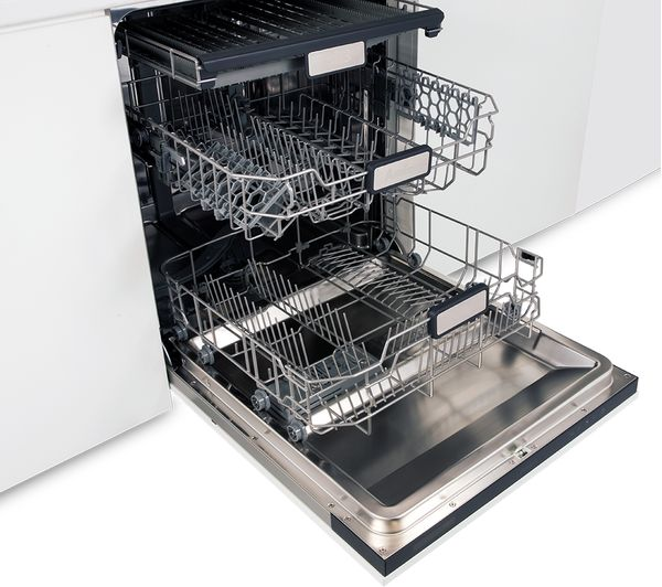 Buy Amica Zim688e Full Size Integrated Dishwasher Free