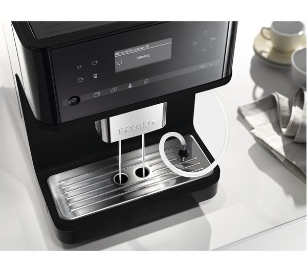 Buy MIELE CM 6150 Bean to Cup Coffee Machine - Obsidian ...