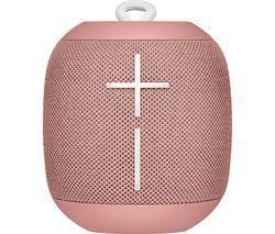 ULTIMATE EARS WONDERBOOM Portable Bluetooth Wireless Speaker - Pink