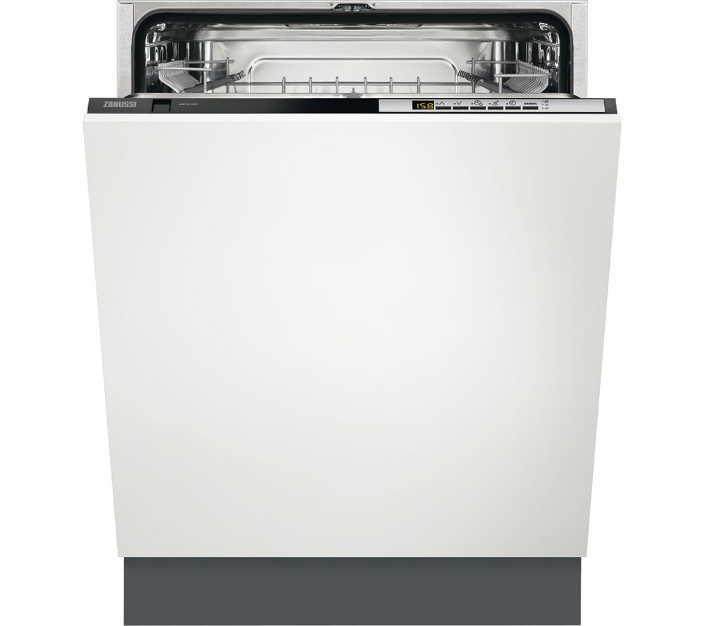 Compare retail prices of Zanussi ZDT26030FA Full-size Integrated Dishwasher to get the best deal online