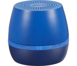 JAM Classic 2.0 HX-P190BL Portable Bluetooth Speaker - Blue