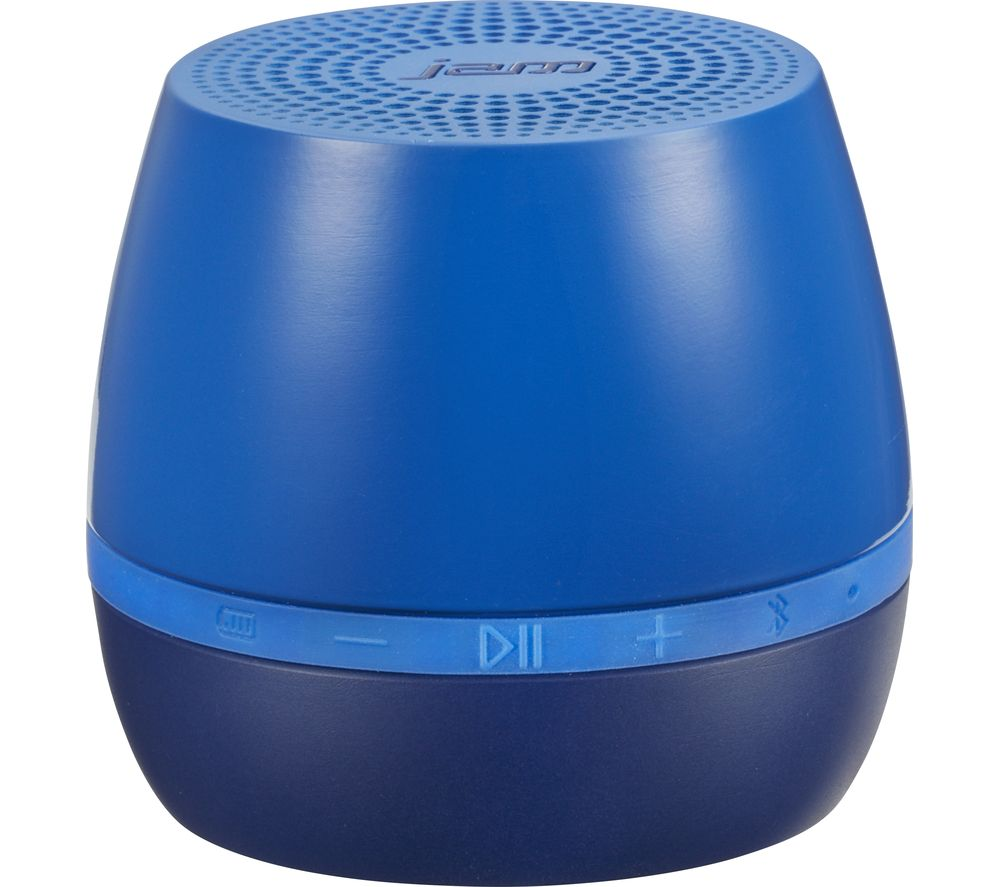 JAM Classic 2.0 HX-P190BL Portable Bluetooth Speaker - Blue