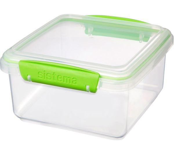 SISTEMA Lunch Plus Fresh 12 Litre Container