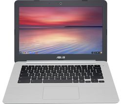 "ASUS C301 13.3"" Chromebook - Grey"
