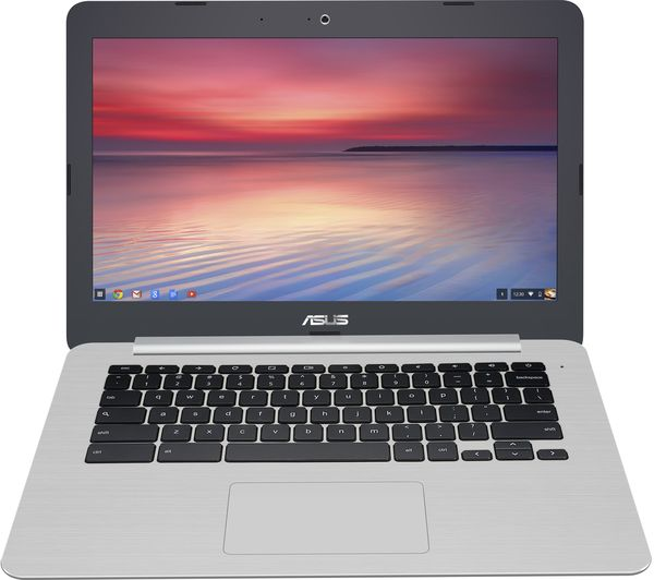 "Image of ASUS C301 13.3"" Chromebook - Grey"