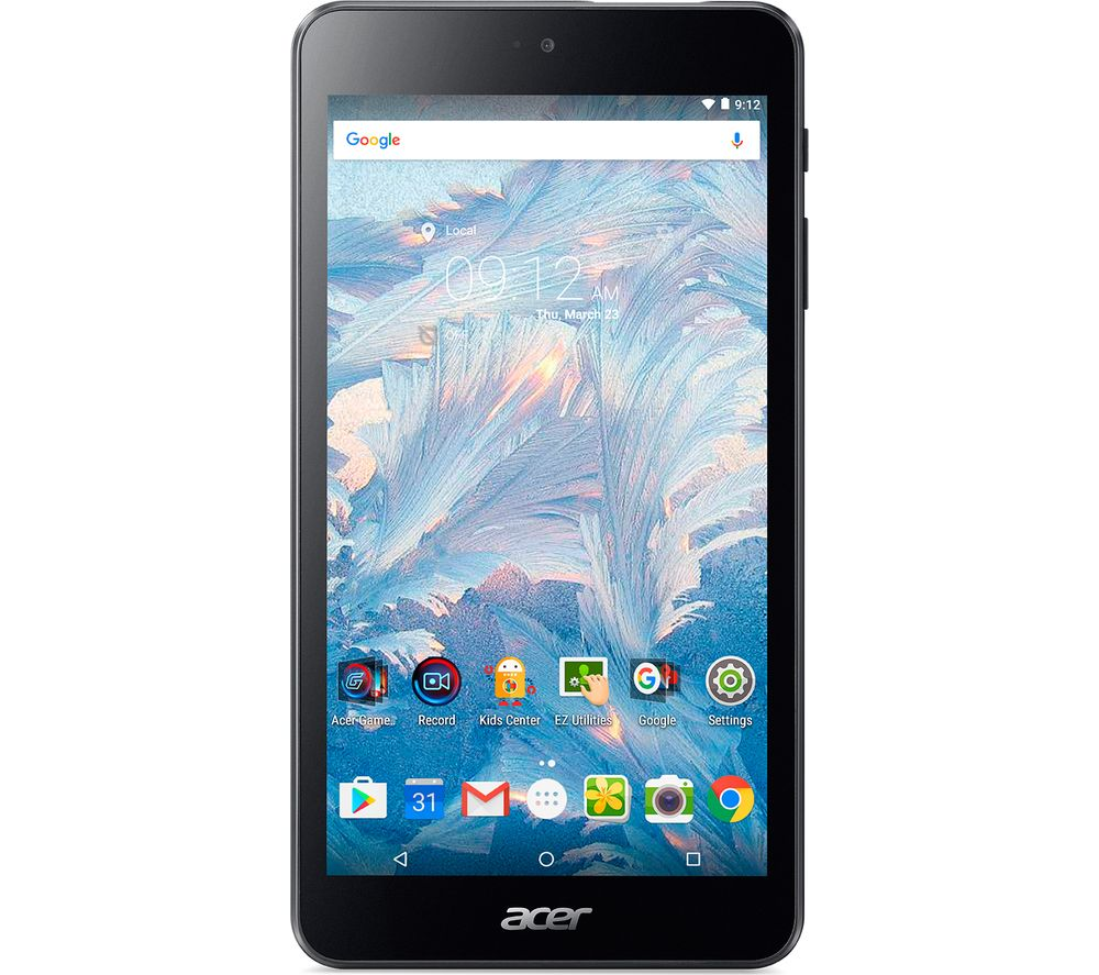 Compare retail prices of Acer Iconia One B1-790 7 Inch Tablet - 16GB - Black to get the best deal online
