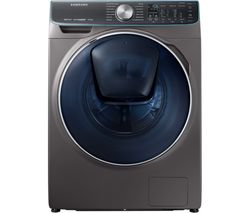 SAMSUNG QuickDrive WW10M86DQOO Smart 10 kg 1600 Spin Washing Machine - Graphite