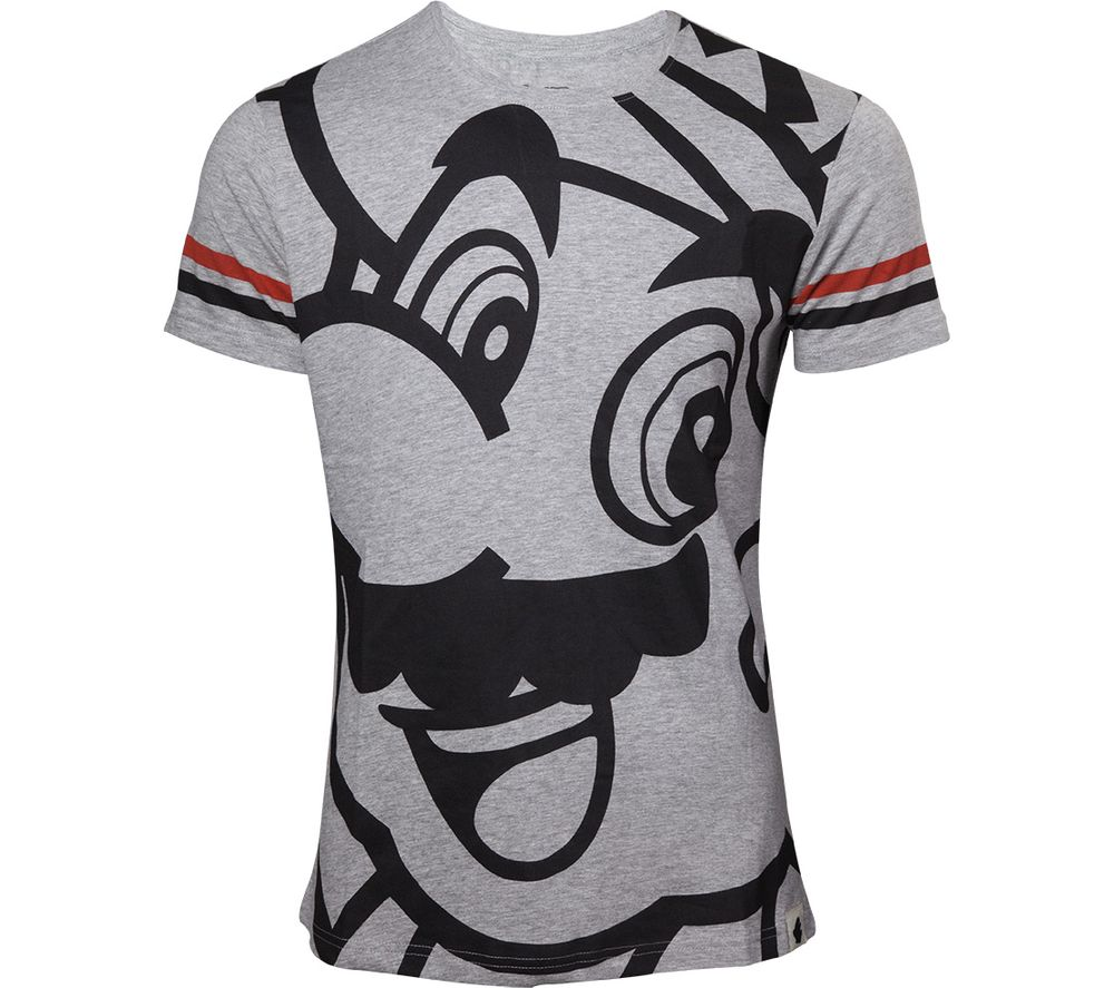 Compare prices for Mario Melange T-Shirt - Xl