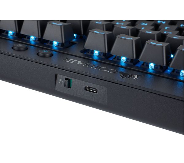 8a03dce87df Buy CORSAIR K63 Wireless Mechanical Gaming Keyboard | Free Delivery ...