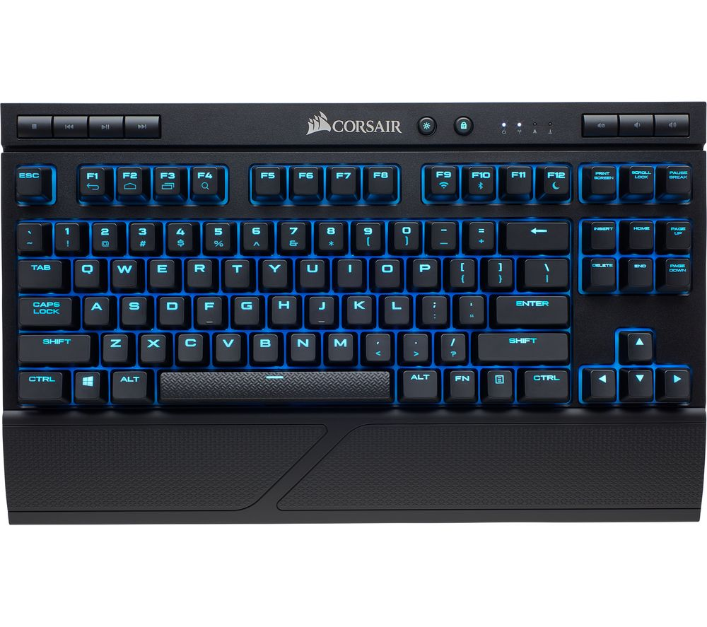 corsair k63 wireless mechanical gaming keyboard fast delivery currysie. Black Bedroom Furniture Sets. Home Design Ideas