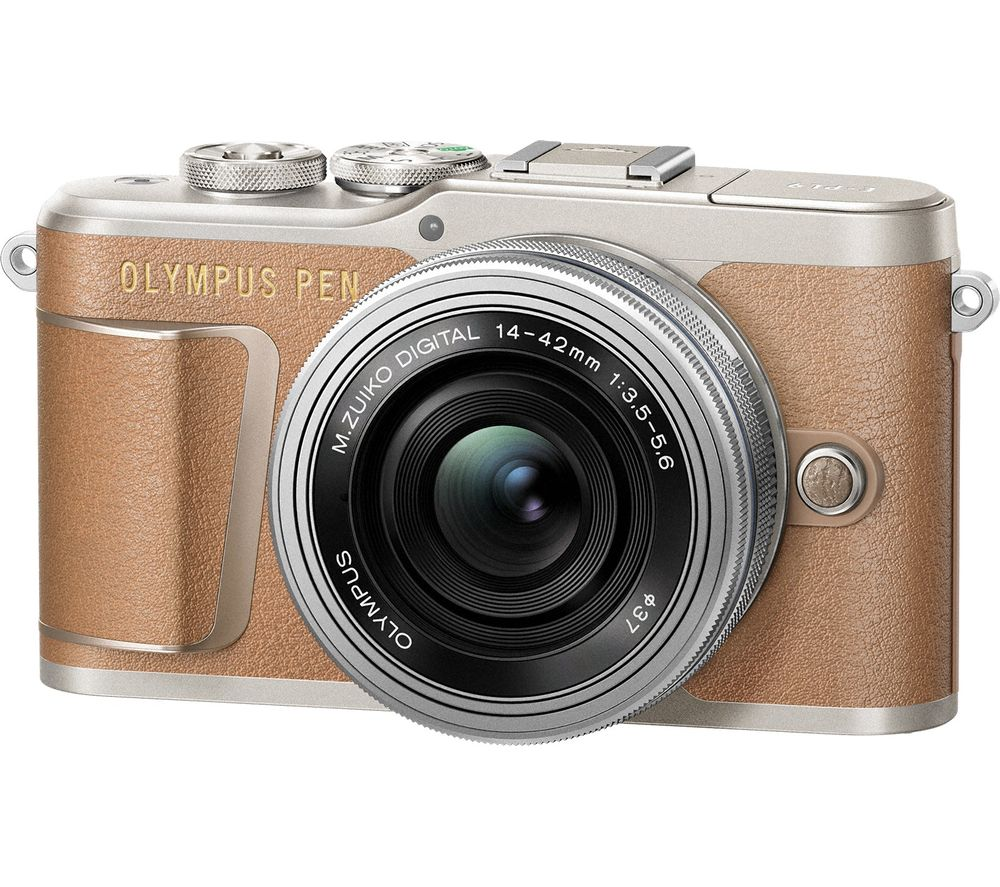 Olympus PEN E-PL9 Camera with 14-42MM Lens