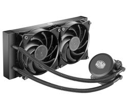 COOLERMASTER MasterLiquid Lite 240 mm CPU Cooler
