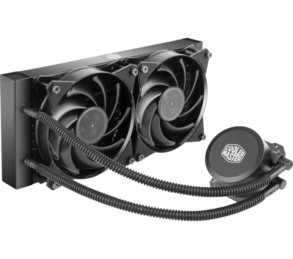 COOLER MASTER MasterLiquid Lite 240 mm CPU Cooler