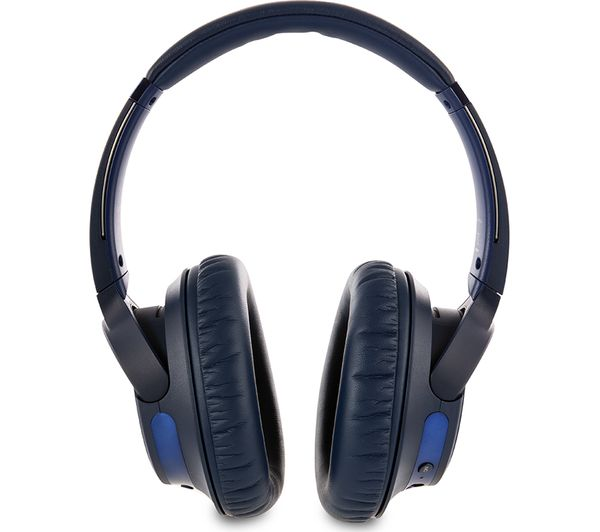 b7e7ec2f61e SONY WH-CH700N Wireless Bluetooth Noise-Cancelling Headphones - Blue ...