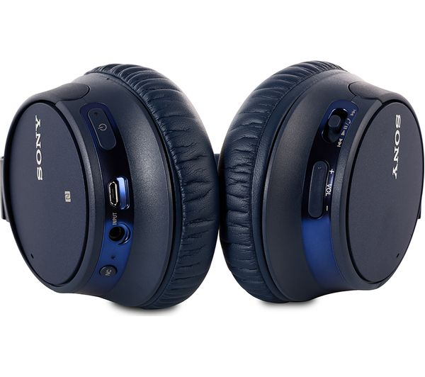 70f41a0218a Buy SONY WH-CH700N Wireless Bluetooth Noise-Cancelling Headphones ...