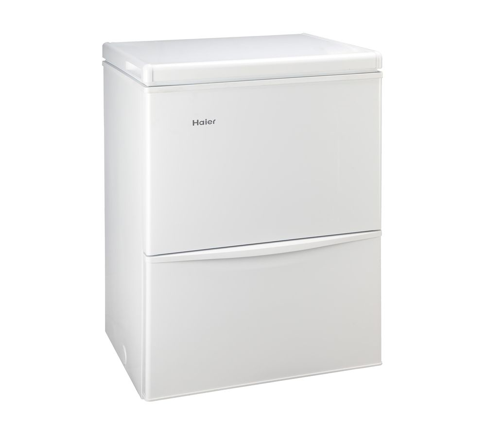 HAIER LW-110R Chest Freezer - White