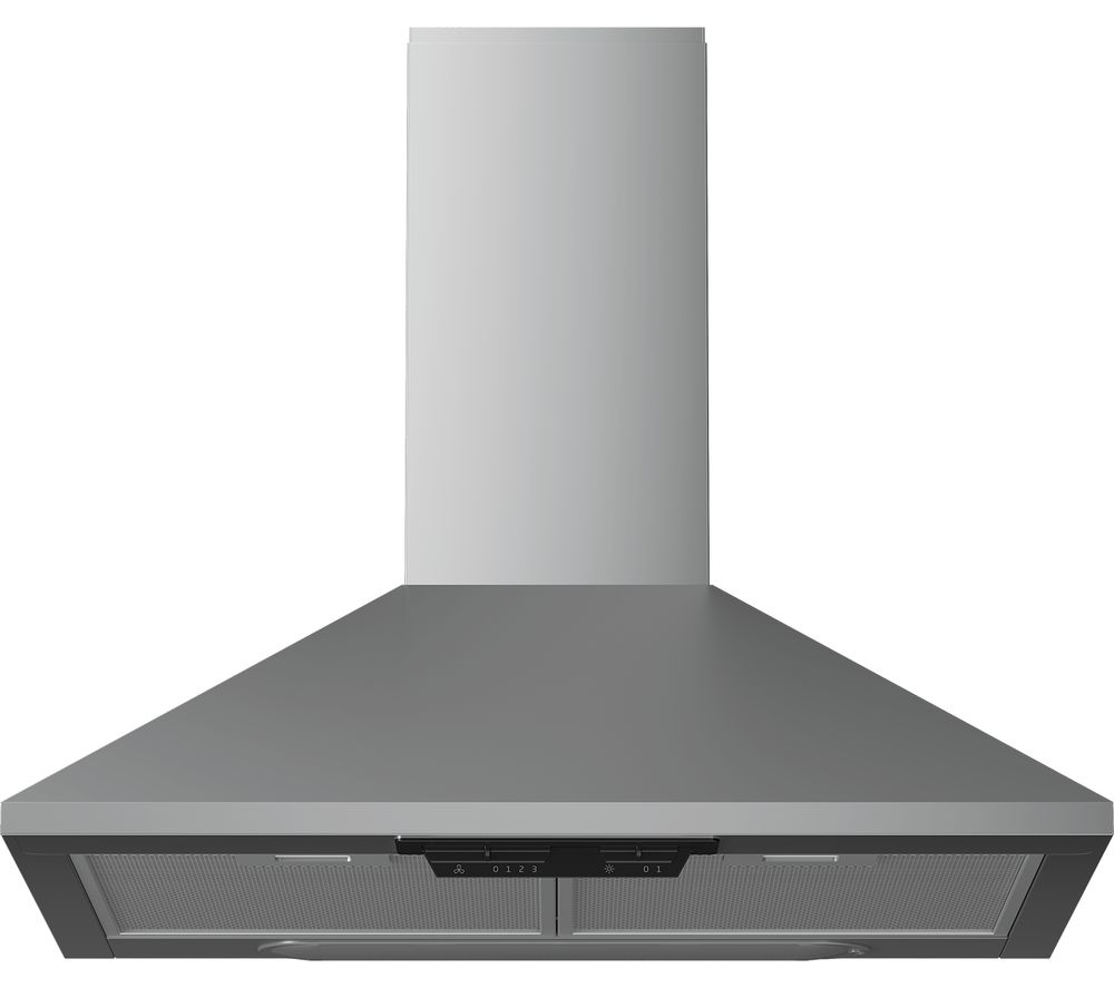 BEKO HCP61310X Chimney Cooker Hood - Stainless Steel