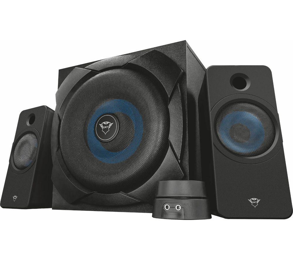 TRUST Zelos GXT 648 2.1 PC Speakers