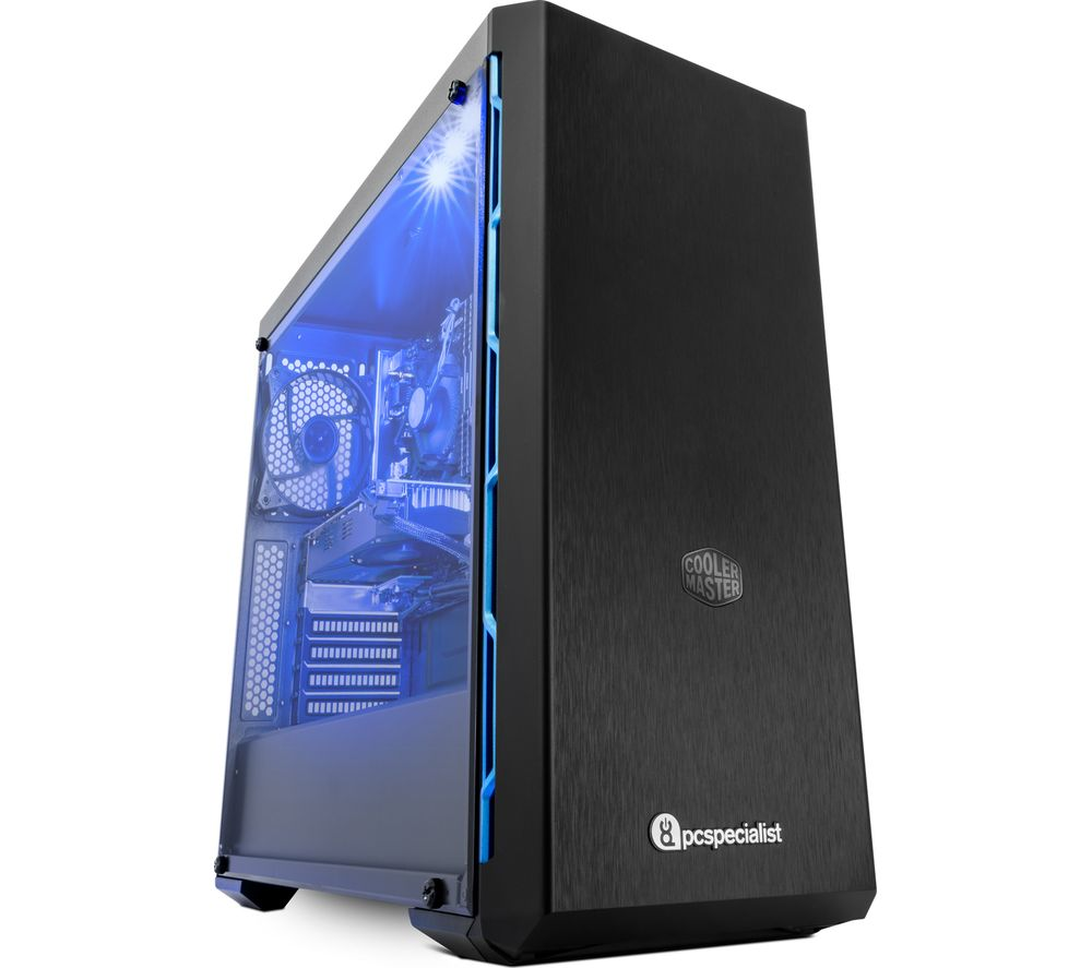 PC SPECIALIST Vortex Core Elite Intel® Core™ i3 GTX 1050 Gaming PC - 1 TB HDD + LiveSafe Premium 2019 - 1 year for unlimited devices + Office 365 Home - 1 year for 5 users