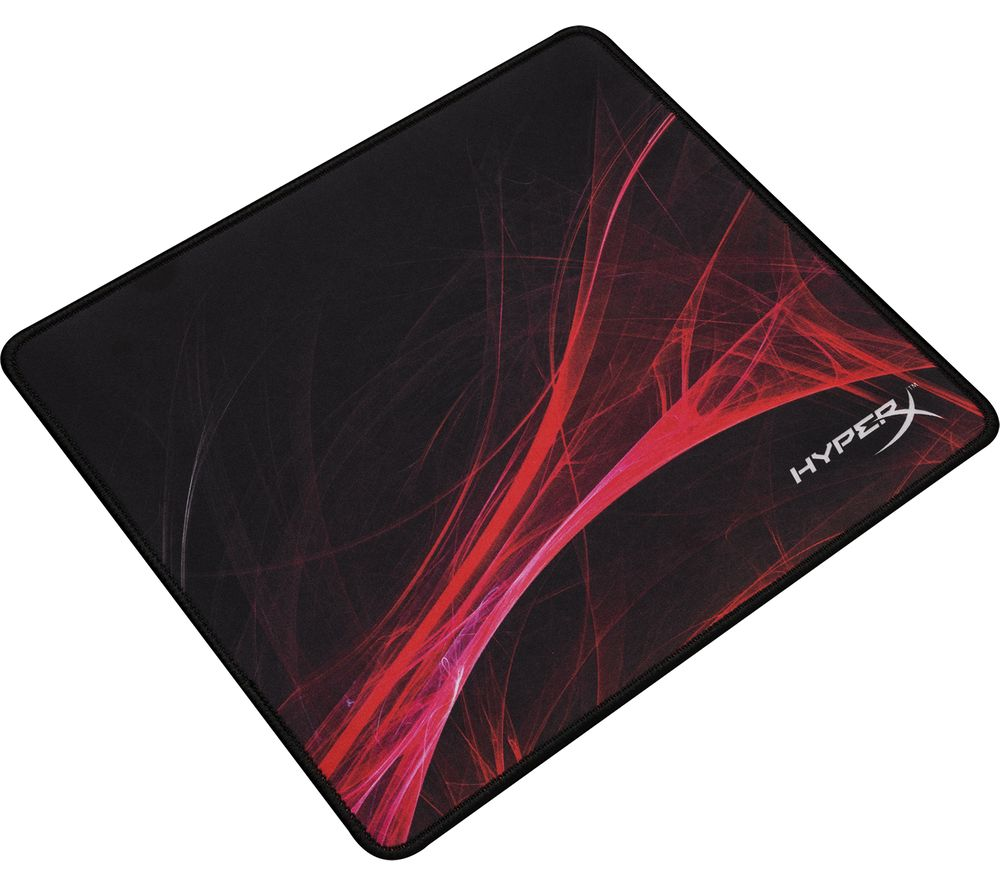 HYPERX Speed Edition Fury Medium Gaming Surface - Black