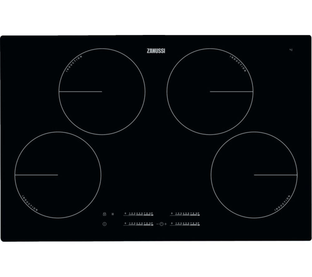 ZANUSSI ZIT8470CB Electric Induction Hob - Black