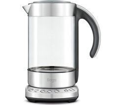 SAGE Pure BKE840CLR Jug Kettle - Stainless Steel