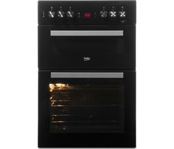 BEKO XDC653K 60 cm Electric Ceramic Cooker - Black & Silver Best Price, Cheapest Prices