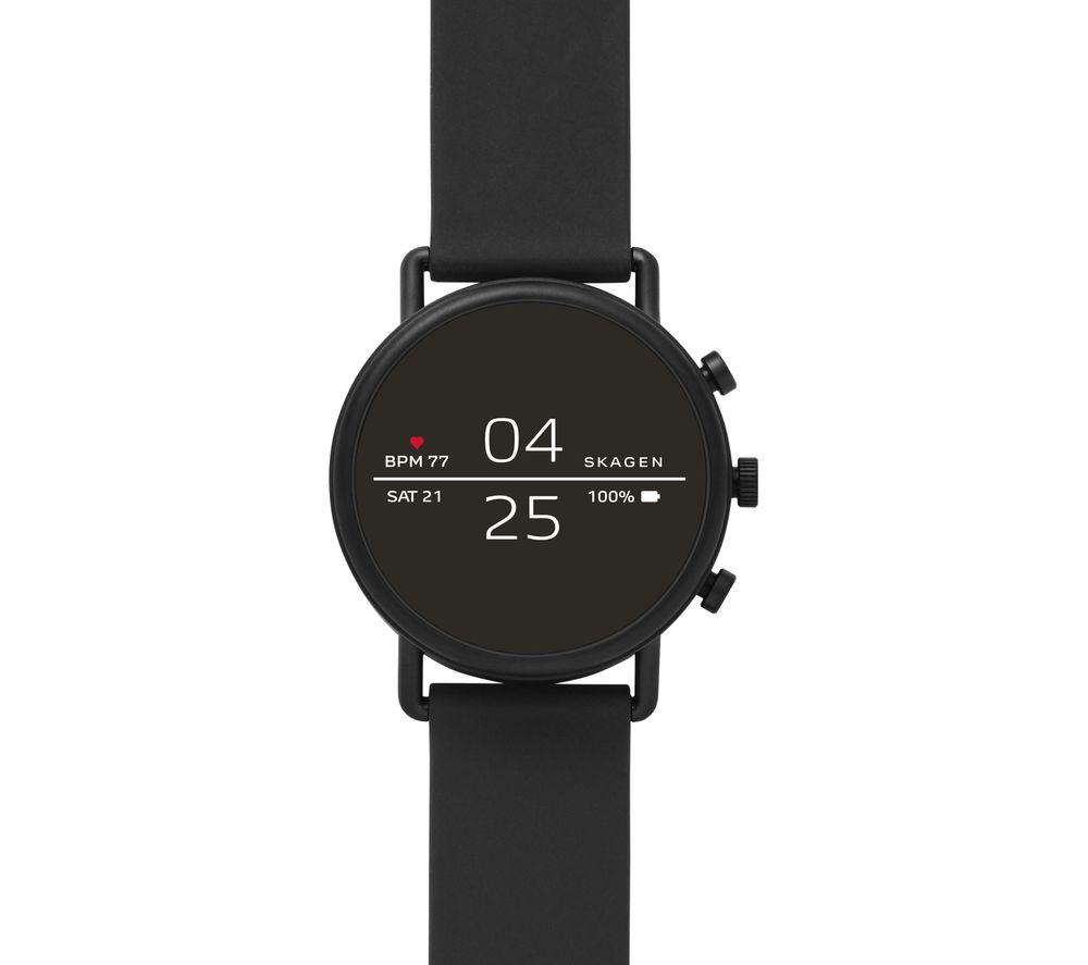 Image of SKAGEN Falster 2 Smartwatch - Black, Black
