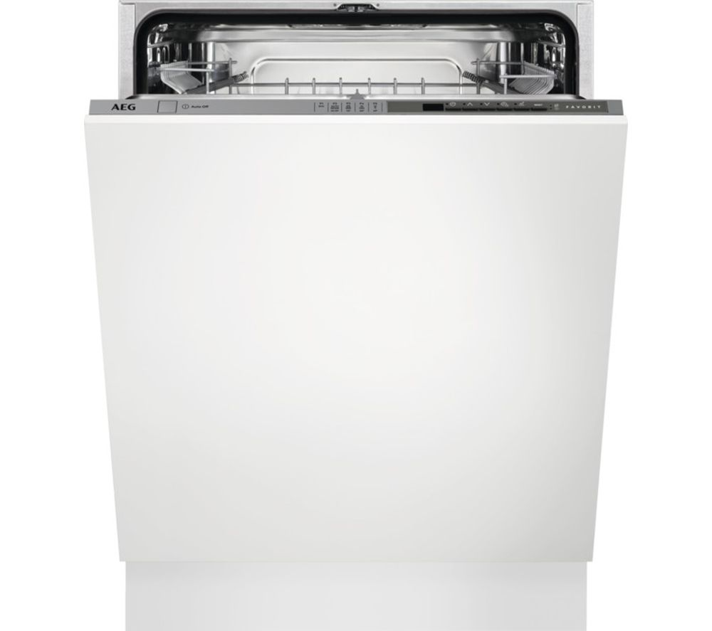 AEG FSS52615Z Full-size Fully Integrated Dishwasher