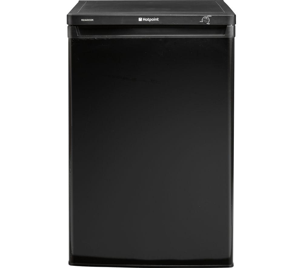 HOTPOINT RZAAV22K.1.1 Undercounter Freezer - Black