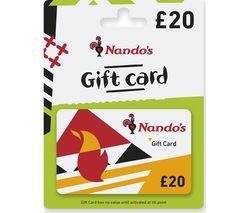 Gift Card - £20