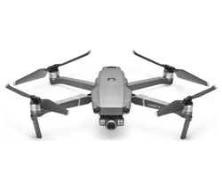 DJI Mavic 2 Zoom Drone with Controller - Silver