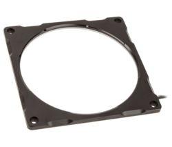 PHANTEKS Halos Lux Digital RGB LED Fan Frame - 140 mm, Aluminium Black