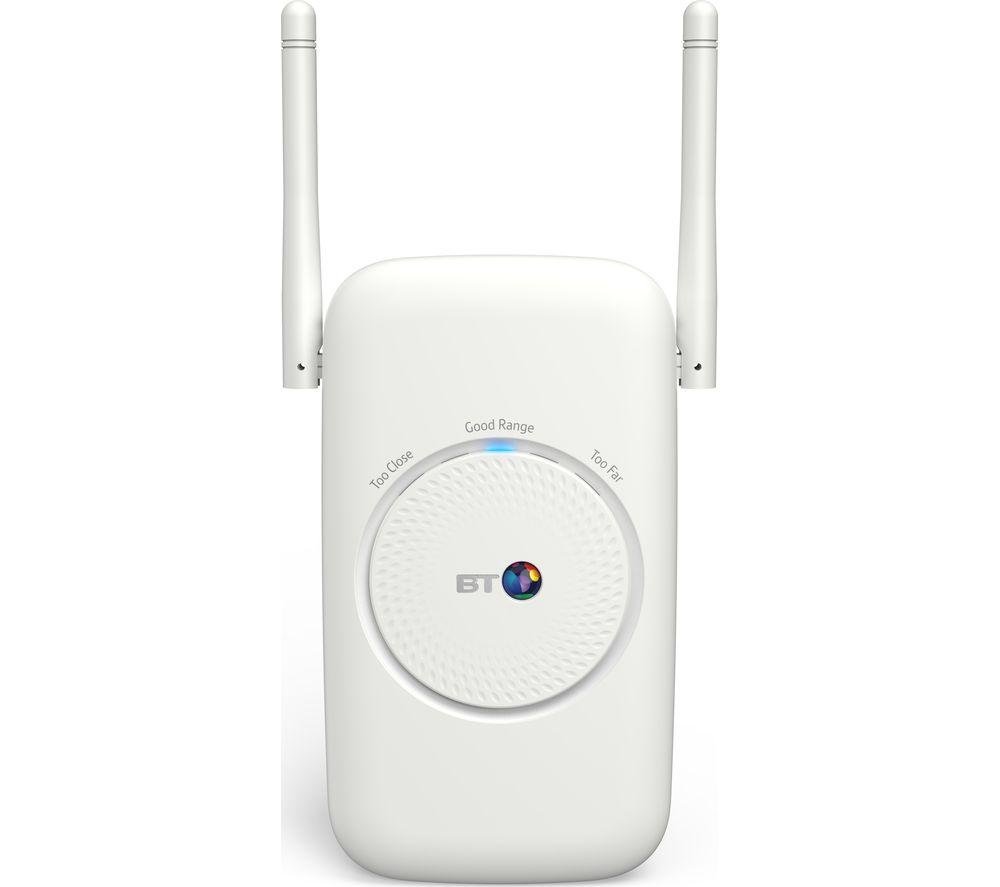 BT 2600 WiFi Range Extender - AC 2600, Dual-band