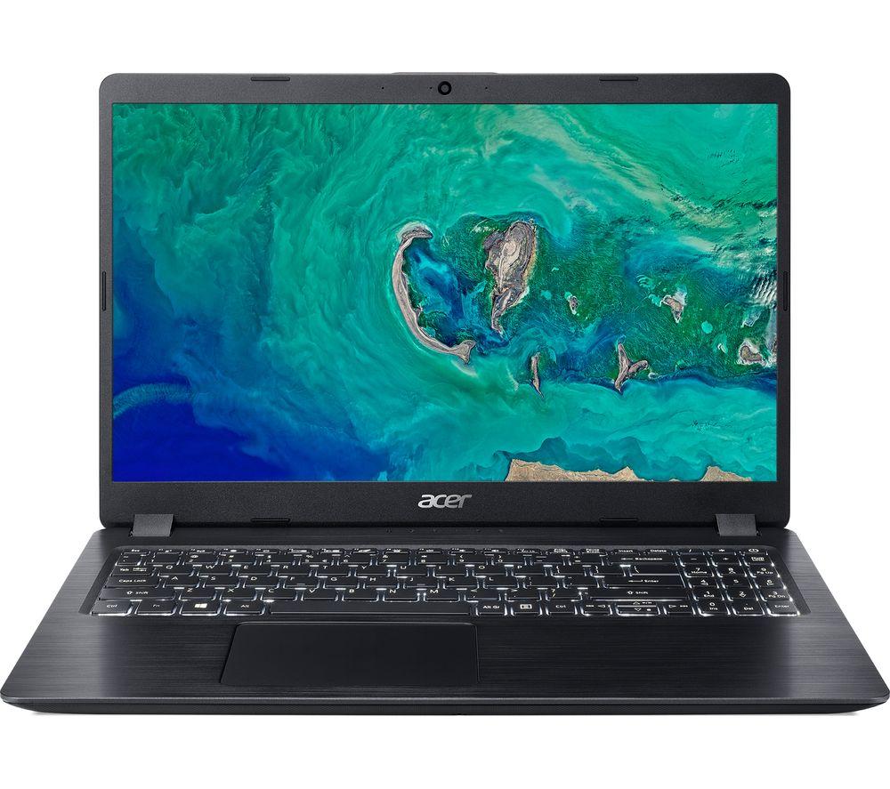 "ACER Aspire 3 A315-53 15.6"" Intel® Core™ i7 Laptop - 1 TB HDD, Black"