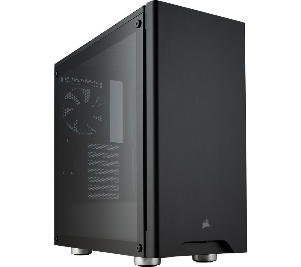 Image of CORSAIR Carbide Series 275R Mid-Tower ATX PC Case - Black, Black