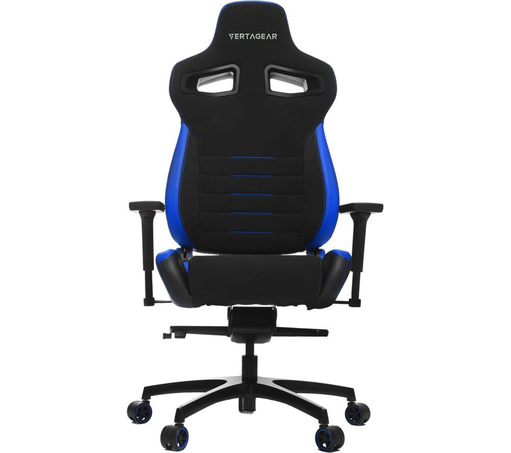 VERTAGEAR P-Line PL4500 Gaming Chair - Black & Blue