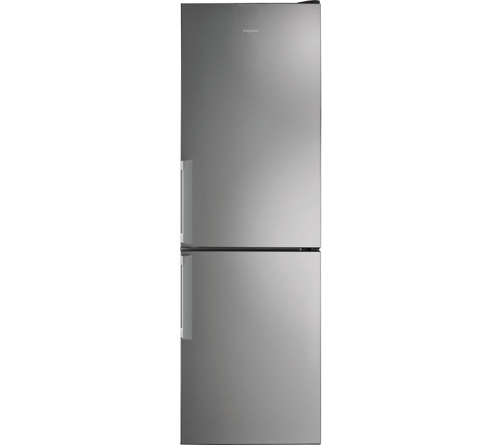 HOTPOINT Day1 H5T 811I MX H 70/30 Fridge Freezer - Graphite