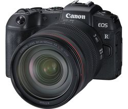 EOS RP Mirrorless Camera with RF 24-105 mm f/4L IS USM Lens & Mount Adapter