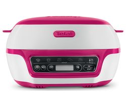 Cake Factory KD801840 Precision Mini Oven - White & Pink