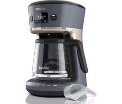Mostra Easy Measure VCF114 Filter Coffee Machine - Grey
