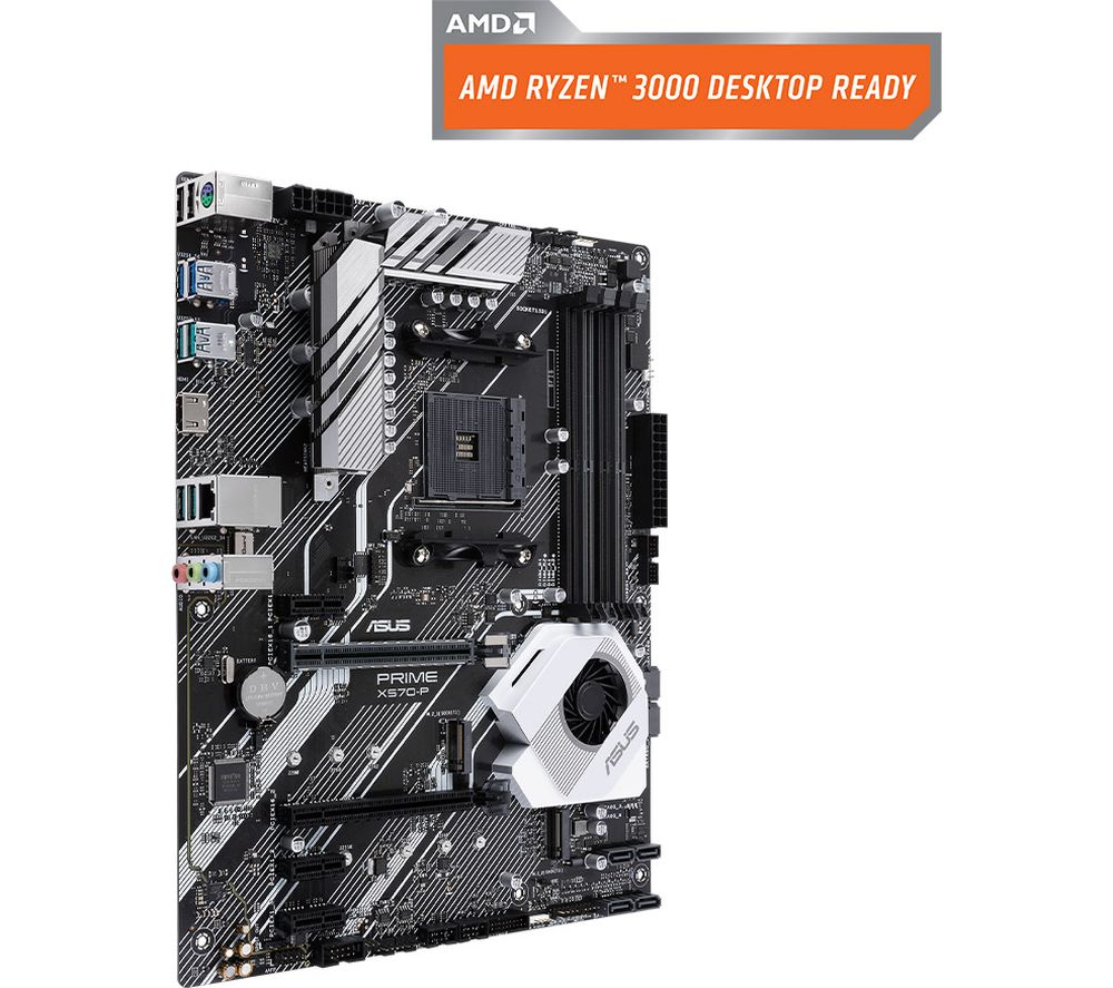 ASUS PRIME X570-P AM4 Motherboard