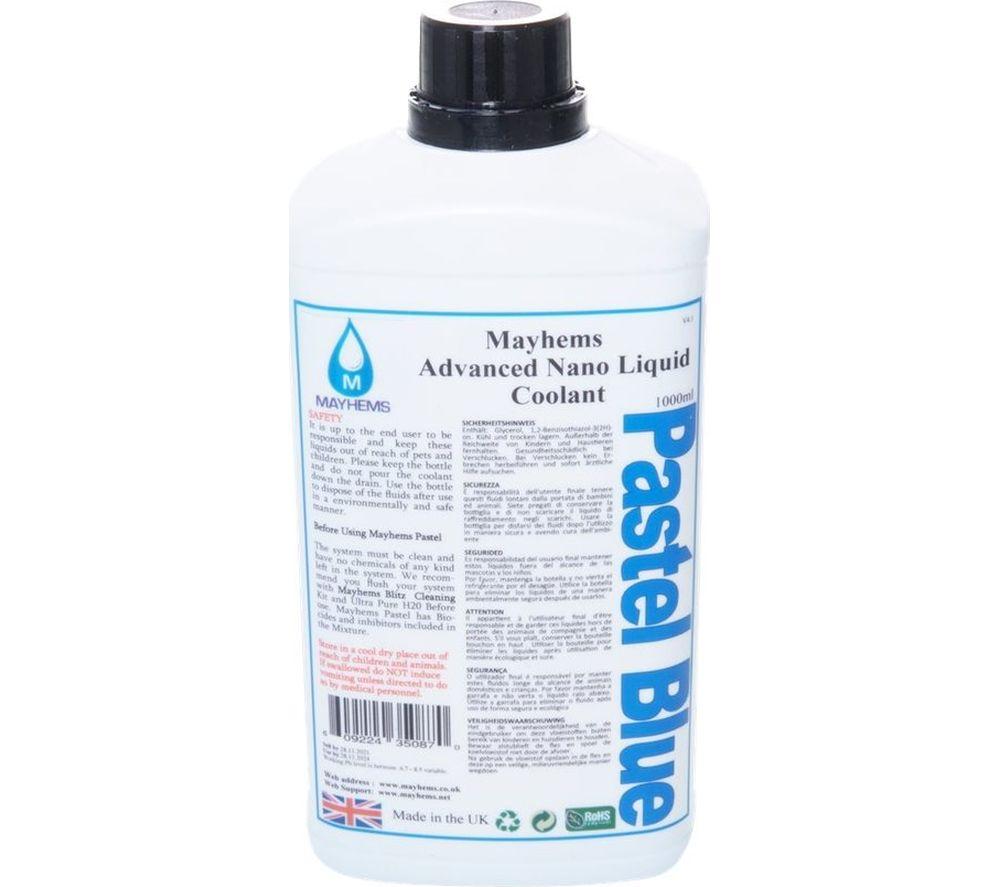 MAYHEMS Pastel 609224350870 Coolant - Blue
